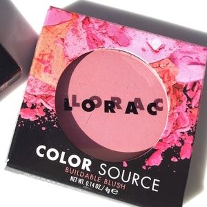 NIB LORAC Color Source Buildable Blush in Spectre